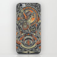 Mysctical Interlude iPhone & iPod Skin