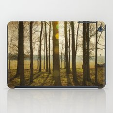 Afternoon Sunlight with Lens Flare iPad Case