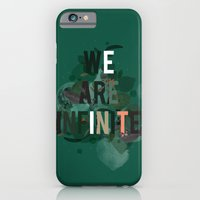 iPhone & iPod Case featuring The Infinite by Kavan and Co