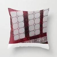 Liquid Beauty Throw Pillow