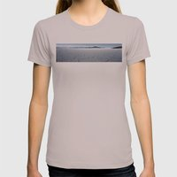 Island Incahuasi Womens Fitted Tee Cinder SMALL