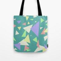 Triangl'd  Tote Bag