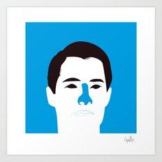 Agent Dale Cooper Art Print