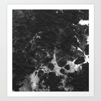 fesdghjkl; Art Print