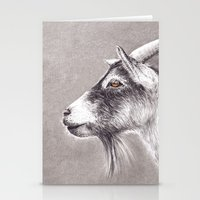 Little Goat Stationery Cards