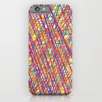 Scribble Crazy iPhone 6 Slim Case