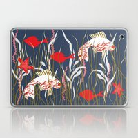 Seaweed Swim Laptop & iPad Skin