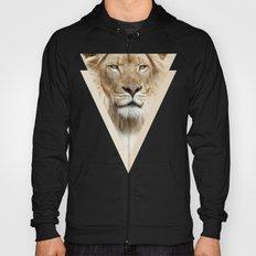 Lion Portrait Hoody