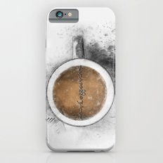 Coffee Heartbeat iPhone 6s Slim Case