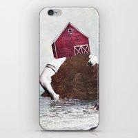 Pillarist iPhone & iPod Skin