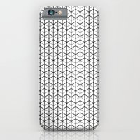 iPhone & iPod Case featuring Geometrix 02 by Diego Maricato
