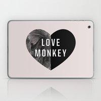 Love Monkey Laptop & iPad Skin