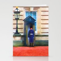 Queens Guard Stationery Cards