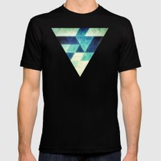 spyce_byryl Mens Fitted Tee SMALL Black