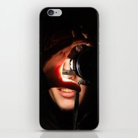 How the World Looks at Me. iPhone & iPod Skin