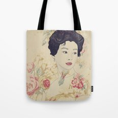Mrs. Chan Tote Bag