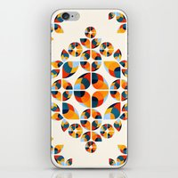 Fantasy Garden Pattern V iPhone & iPod Skin