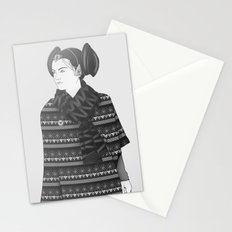 The Most Stylish Couple in Galactic 2 Stationery Cards