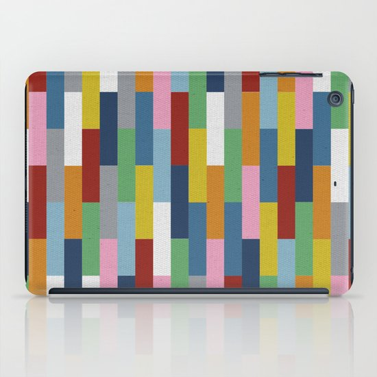 Bricks Rotate iPad Case