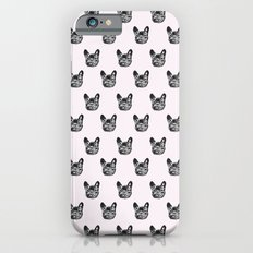 Polka dog iPhone 6s Slim Case