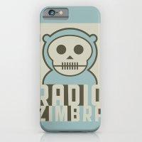 iPhone & iPod Case featuring radiozimbra 2 by radiozimbra