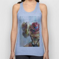 At Last The Galaxy Is At… Unisex Tank Top