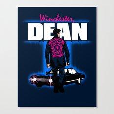 Dean Canvas Print