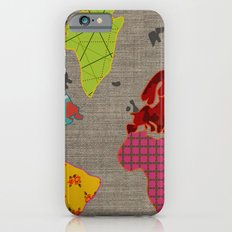 Simi's Map of the World iPhone 6 Slim Case