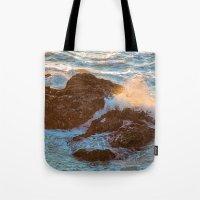 Pacifica Coast Tote Bag