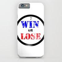 WIN OR LOSE? iPhone 6 Slim Case