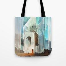 The Crystal-Flesh Hermitage Tote Bag