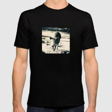 Some Pig SMALL Black Mens Fitted Tee