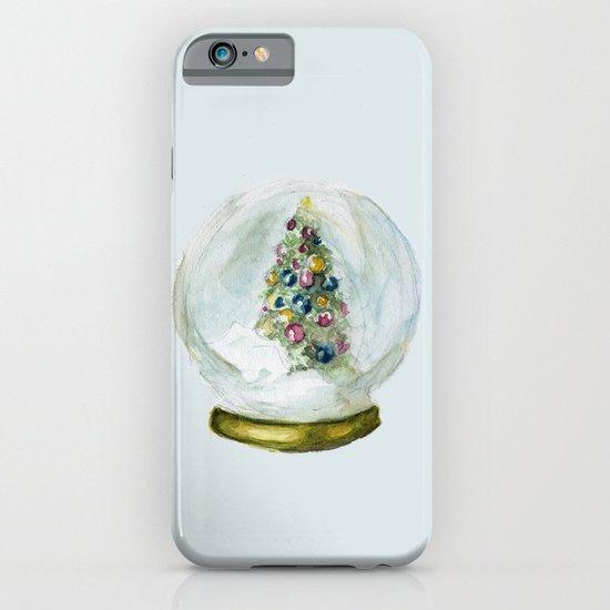 Snow Globe  iPhone & iPod Case