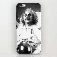 Astronaut Beetle Juice iPhone & iPod Skin