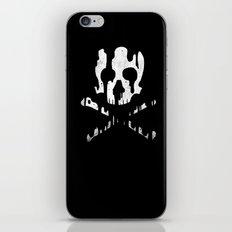 Skullmelt iPhone & iPod Skin