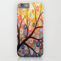 iPhone & iPod Case featuring Reaching For the Light by Amy Giacomelli
