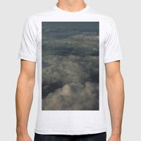 Above II Mens Fitted Tee Ash Grey SMALL