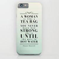 Strong Tea iPhone 6 Slim Case