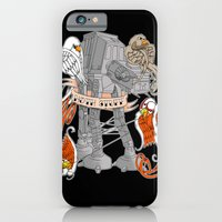 iPhone & iPod Case featuring Hoth Stuff by Andrew Mark Hunter