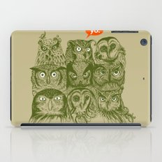 Wisdom to the Nines iPad Case