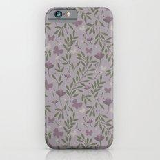 Blossom & Butterflies Slim Case iPhone 6s