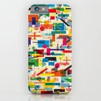 Olympic Village iPhone 6 Slim Case