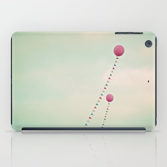 Whimsical Balloons iPad Case