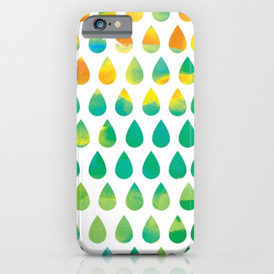 Monsoon Rain iPhone & iPod Case