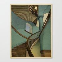 Ascending Canvas Print
