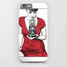 asc 165 - Le regard inversé (d'après zzitlali) iPhone 6 Slim Case