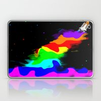 Launch To Space  Laptop & iPad Skin