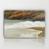 Sand Beach Laptop & iPad Skin