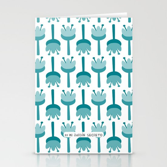 PATTERN 7 Stationery Card