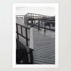 -Z- Art Print